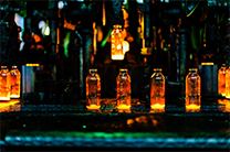 Glass Bottle Production