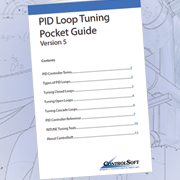 ControlSoft PID Tuning Pocket Guide